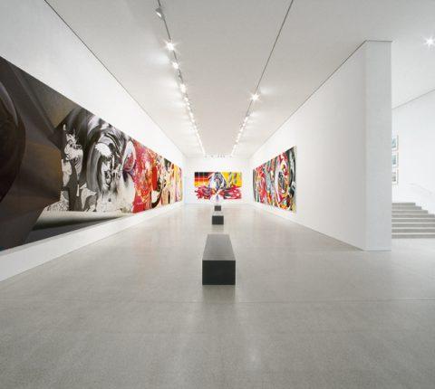 Unser Thema der Woche: Großformatiges in der amerikanischen Pop-Art – James Rosenquist